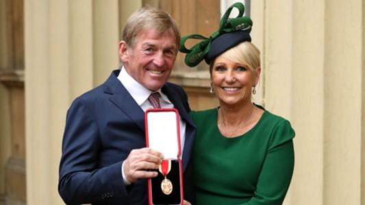 Kenny Daglish knighted