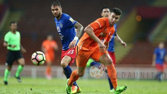 Junior Eldstal, ,Johor Darul Ta'zim, Thiago Augusto, Felda United, Super League