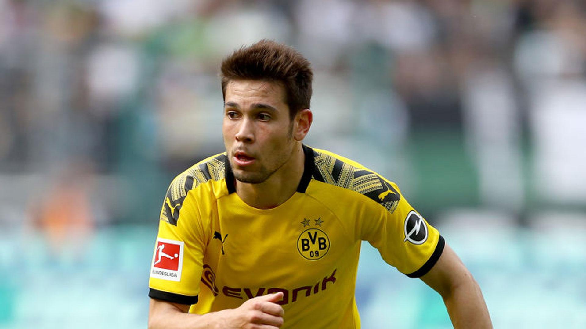 Raphael Guerreiro Borussia Dortmund Werder Bremen Bundesliga 29082019