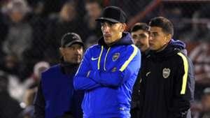 Ricardo Centurion Boca Huracan Fecha 26 Campeonato Primera Division 27052017