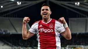 Dusan Tadic AEK Athens - Ajax Champions League 11272018