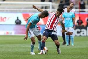 Fernando Beltrán Chivas Querétaro Apertura 2018