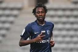 Jonathan Pitroipa Paris FC