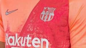 Barca new kit