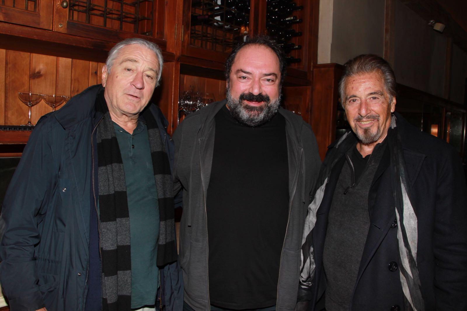 Nevzat Aydin Robert De Niro Al Pacino