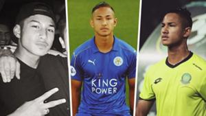 Faiq Bolkiah Leicester City 2018-19