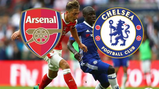 GFX Arsenal Özil Chelsea Kante