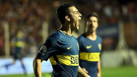 Cristian Pavon Patronato Boca Superliga Argentina Fecha 6 15102017