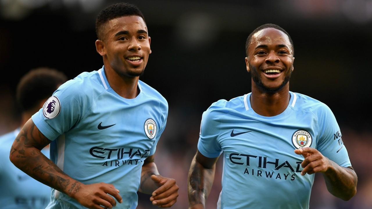 """Gabriel Jesus diz que Manchester City está """"jogando um futebol bonito"""""""