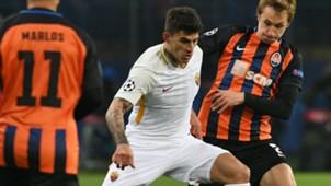 Diego Perotti Shakhtar Roma Champions League
