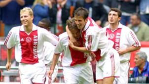 Rafael van der Vaart, Andy van der Meyde, Ajax, 05272001