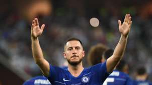 Arsenal Chelsea 2019 Hazard