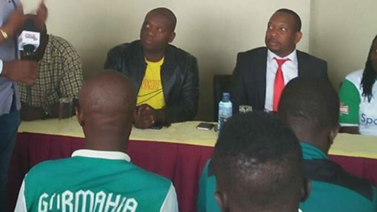 Mike Sonko and Gor Mahia cropped