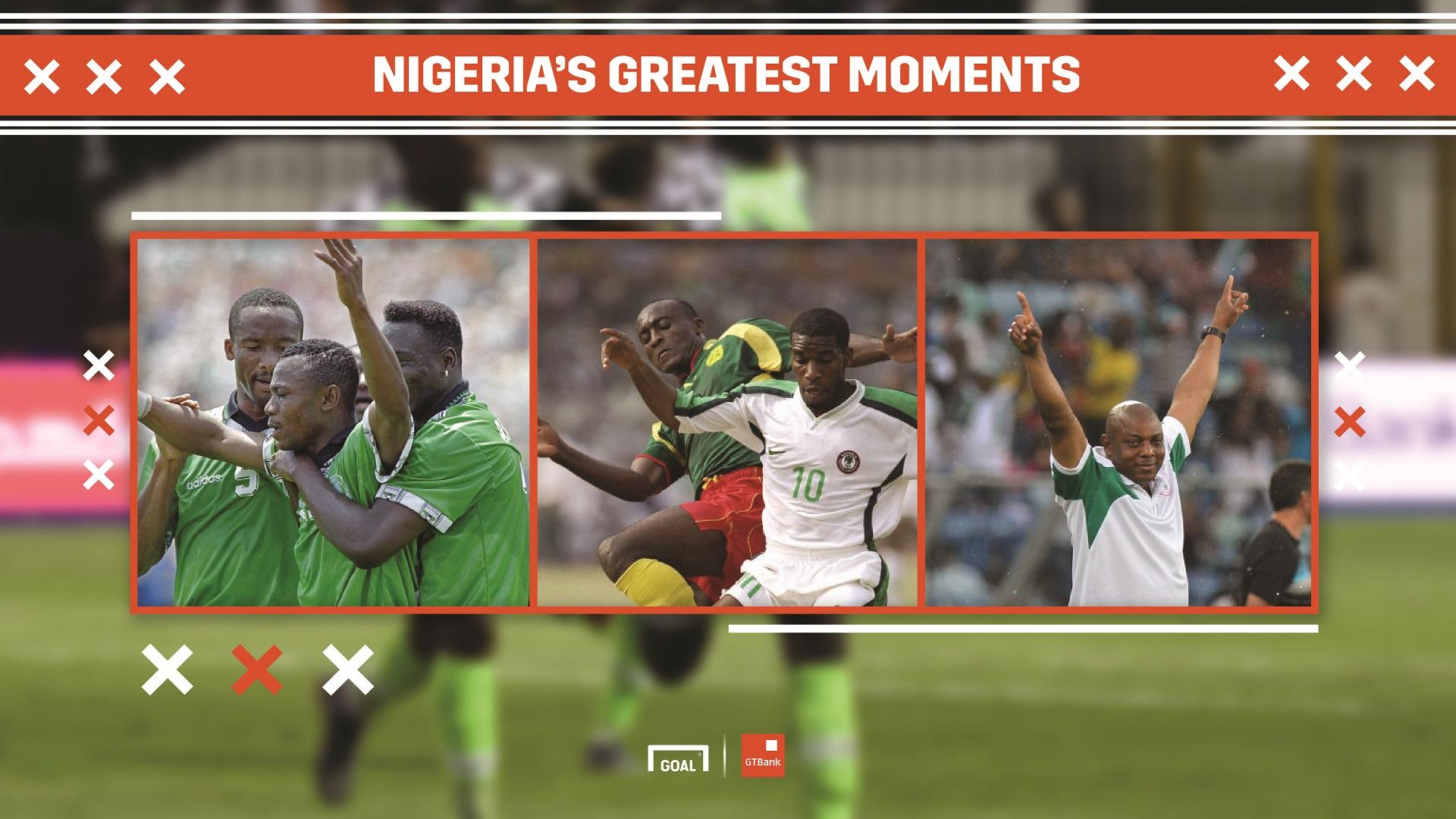 GFX GTBank Nigeria's greatest moments