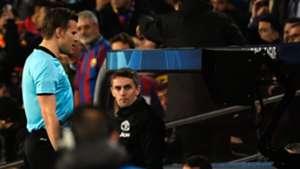 Felix Brych VAR Barcelona Manchester United UCL 16042019