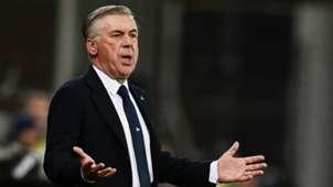 Carlo Ancelotti Napoli coach