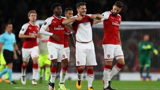 Sead Kolasinac - Arsenal