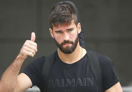 Liverpool sign goalkeeper Alisson in world record deal