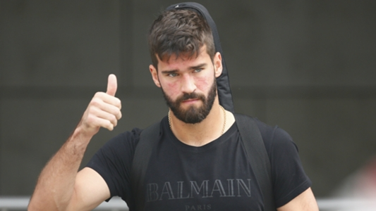7a29cf208  The Messi of goalkeepers!  - £65m superstar Alisson makes Liverpool title  challengers