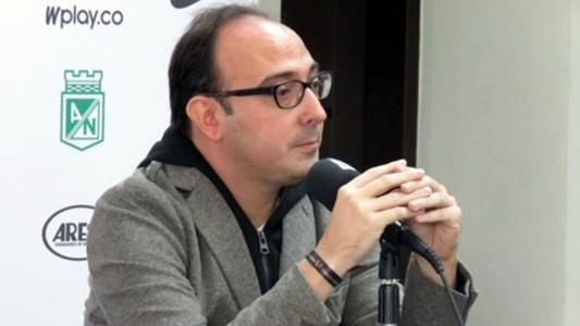 Esteban Escobar Atlético Nacional 2018