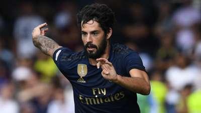 Isco Real Madrid 2019