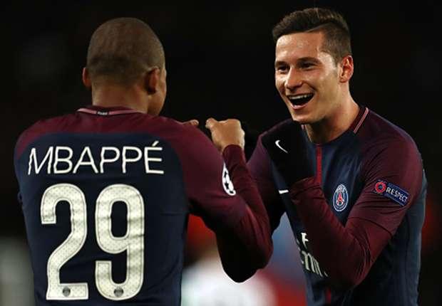 "PSG, Julian Draxler : ""Mbappé, je n'ai jamais vu ça"""