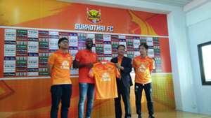 patrick N'koyi - Sukhothai FC
