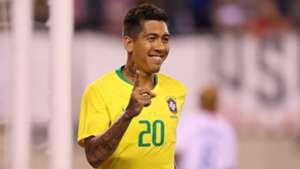 Firmino USA Brazil Friendly 07092018