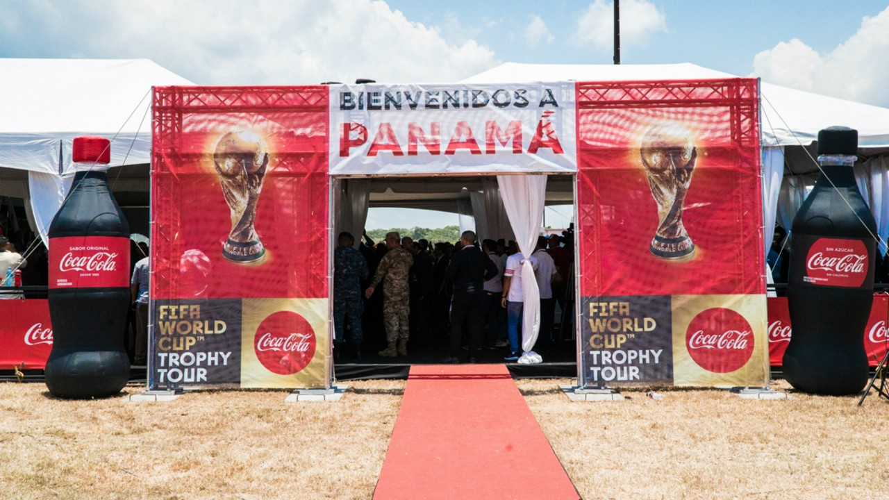 Coca Cola Trophy Tour Panama 9