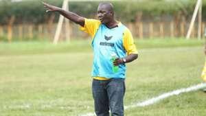Tusker coach Robert Matano.