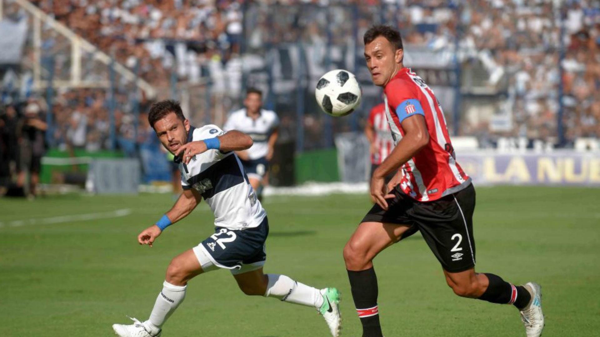 Gimnasia Estudiantes Superliga 10022018