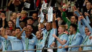 Manchester City Carabao Cup 2018