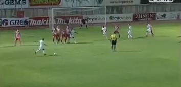 Gol Edgar Pacheco Ermis