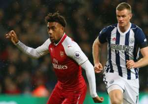 10. Alex Iwobi has, to date, only ever played under Arsene Wenger at Arsenal, and could be one of the players whose fortunes will be the most transformed by the Frenchman's departure. The Nigeria international made his debut for the Gunners in 2015, al...