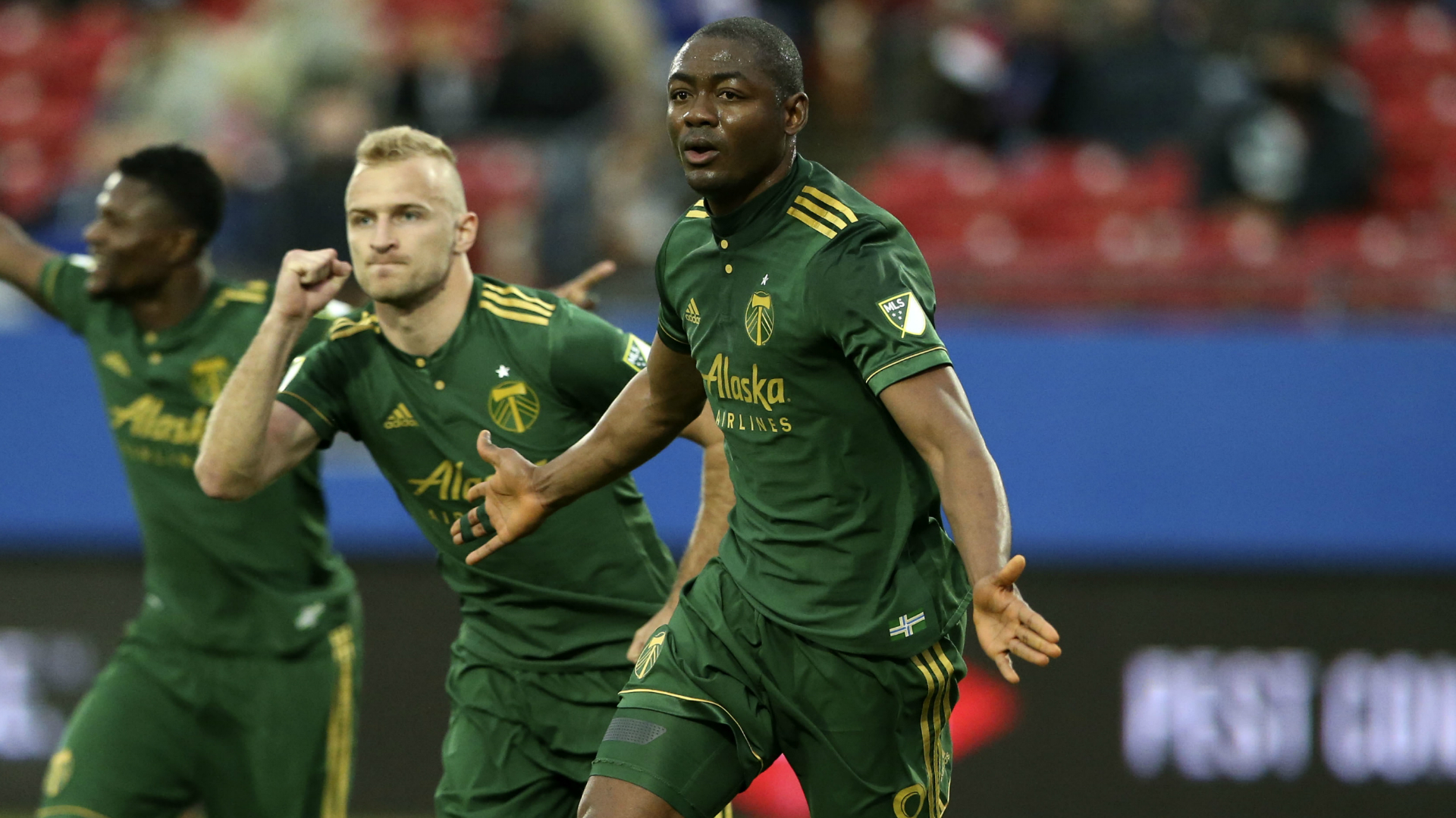 EXTRA TIME: Portland Timbers' Fanendo Adi and wife welcome baby girl