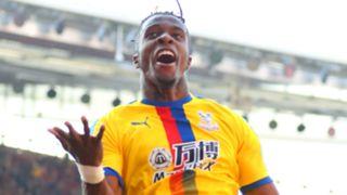 Wilfried Zaha Crystal Palace 2018-19