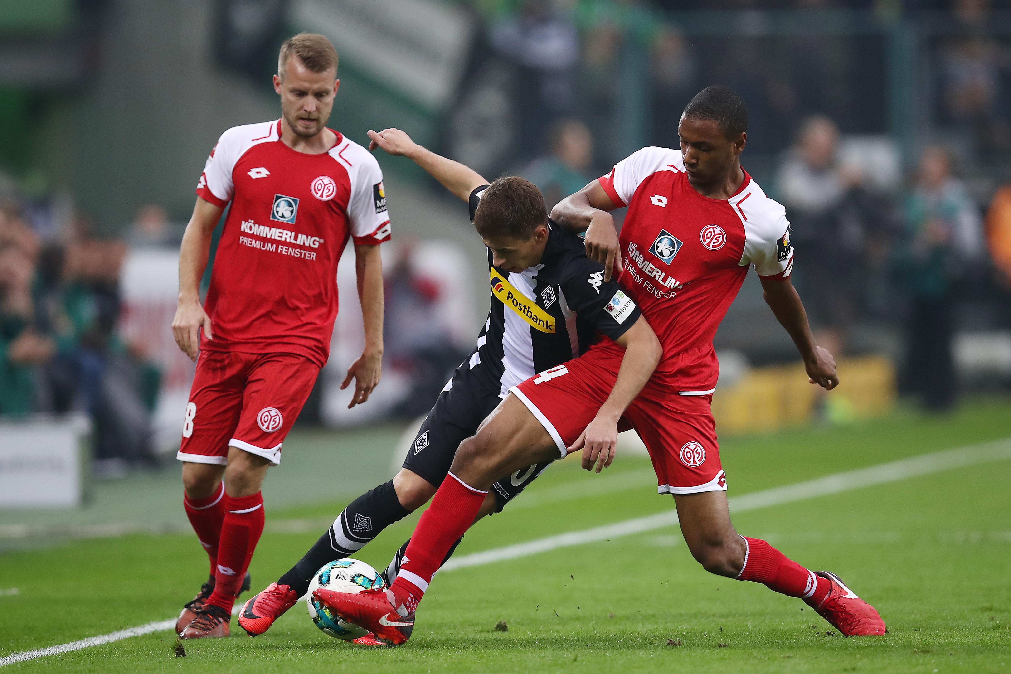 Abdou Diallo Mayence Bundesliga