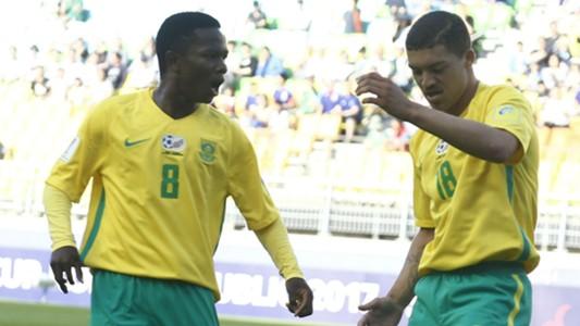 South Africa Under-20, Sibongakonke Mbatha & Grant Margeman