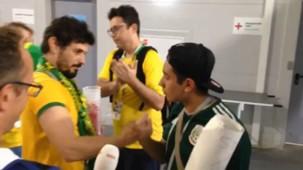 Screen Mexicano e Brasileiro Copa 02072018