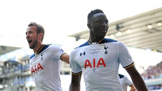 Harry Kane Victor Wanyama Tottenham