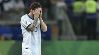 Lionel Messi Argentina Paraguay 06192019