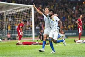 Thanabalan Nadarajah, Jafri Firdaus Chew, Malaysia U22, SEA Games, 26082017