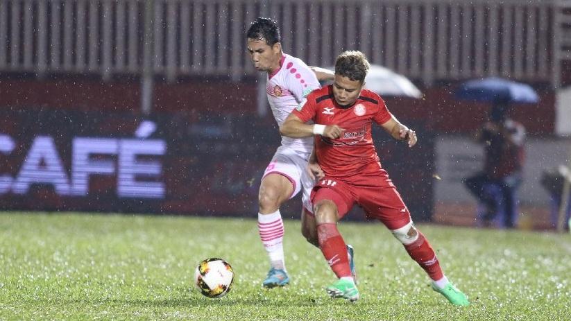 HCM Sài Gòn FC Vòng 23 V.League 2018