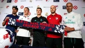 Veljko Paunovic Bastian Schweinsteiger Toni Kroos Michael Bradley Zinedine Zidane MLS All-Star Real Madrid