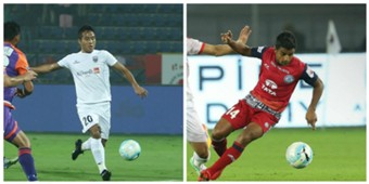 ISL missing players collage