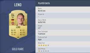 FIFA 19 18 Leno