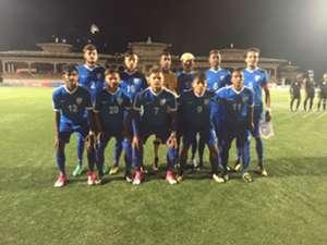 India U18