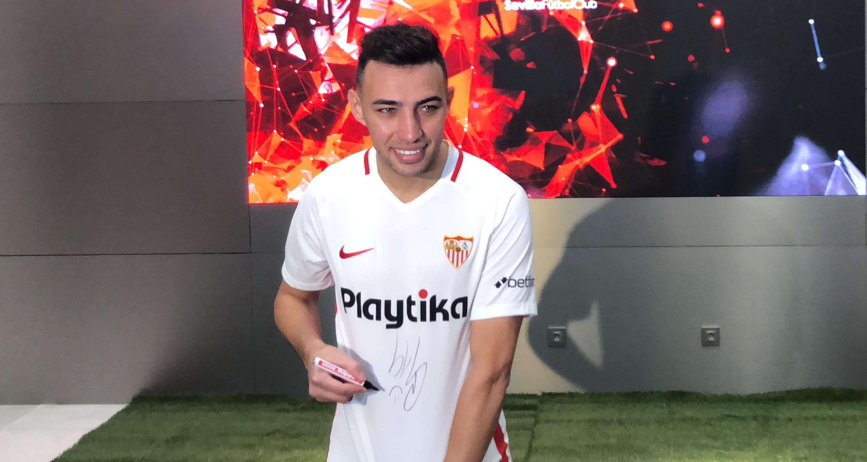 Munir Sevilla FC