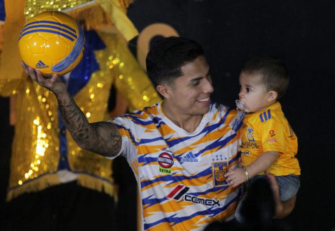 Carlos Salcedo Presentación Tigres 2019