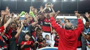Flamengo campeao Carioca 07052017